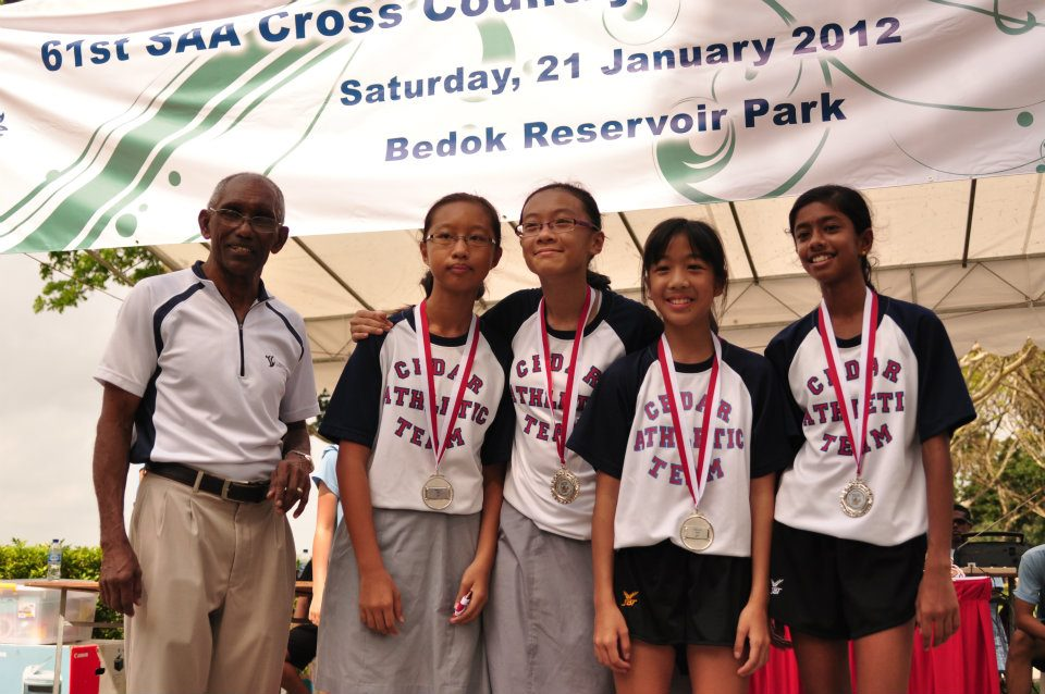 saa cross country