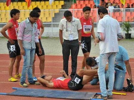Asian Athletics Championships