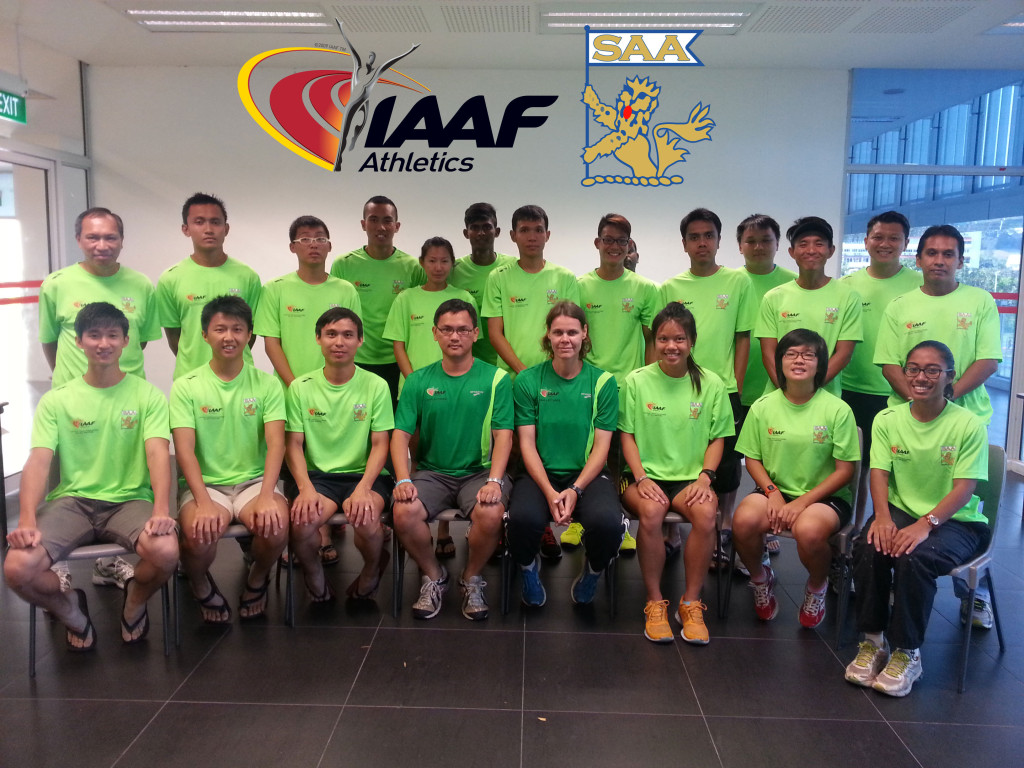 IAAF-Coaching-Level-1-Course-2013