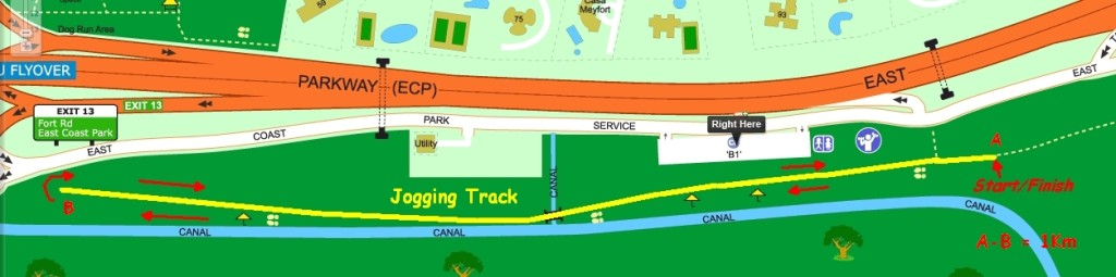 ECP B1 Route.Amended