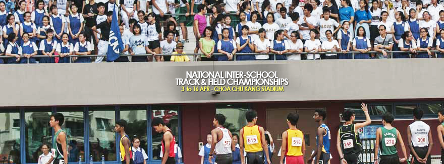 National Inter-School Track & Field Championship 2014