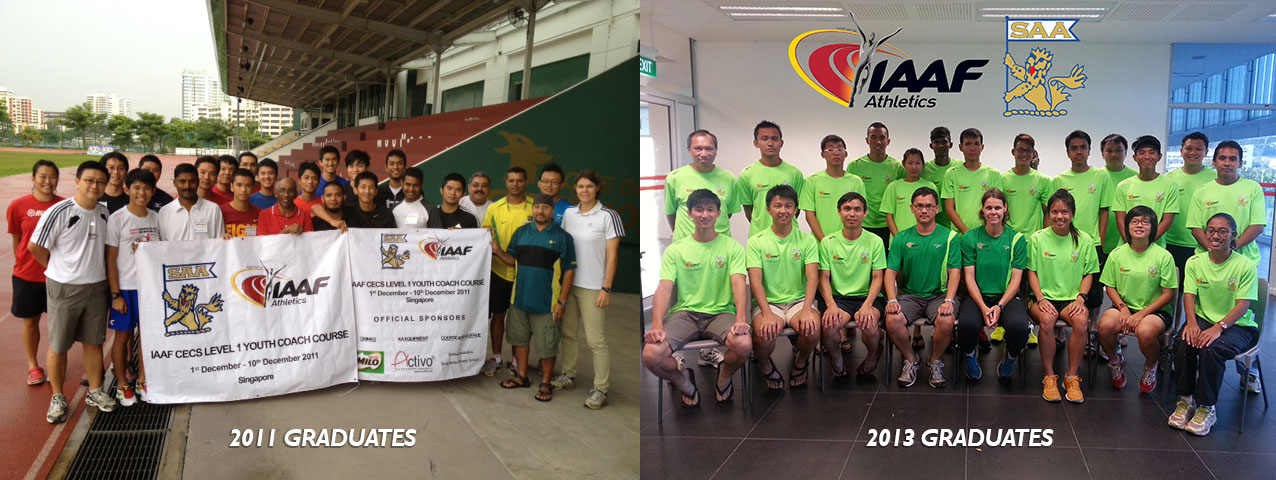 IAAF-CECS-Level-I-Youth-Coach-Course-2014