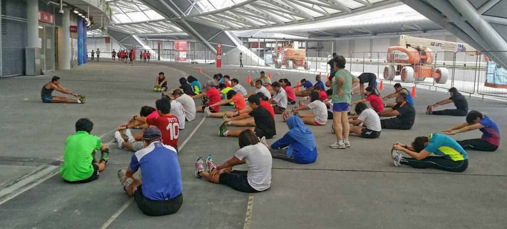 Race Walk Coaching Workshop 2014 2