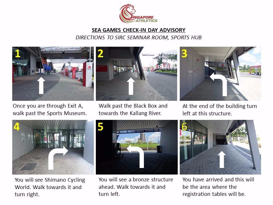 how to get to SIRC
