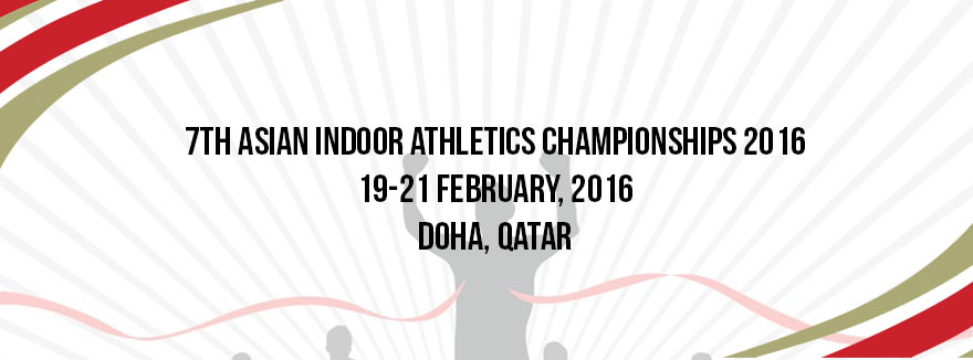 7th Asian Indoor Athletics Championships 2016
