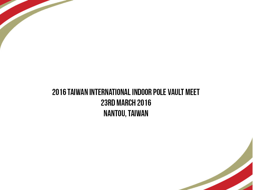 2016-Taiwan-International-Indoor-Pole-Vault-Meet