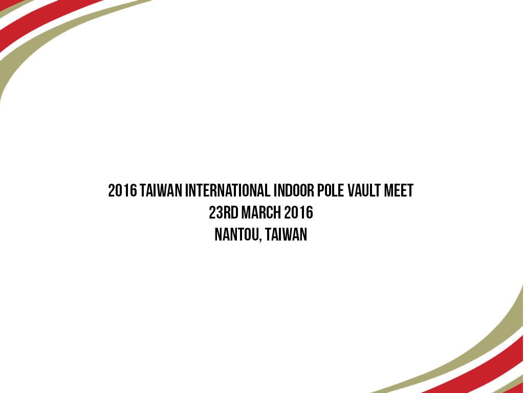 2016-Taiwan-International-Indoor-Pole-Vault-Meet