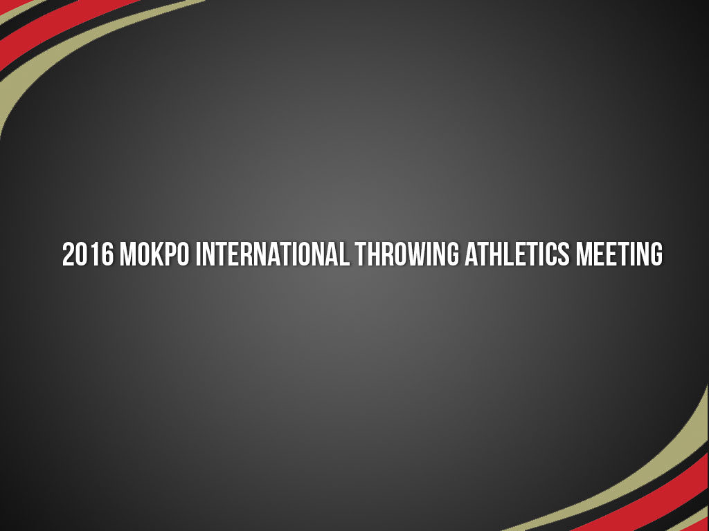 2016-Mokpo-International-Throwing-Athletics-Meeting-1
