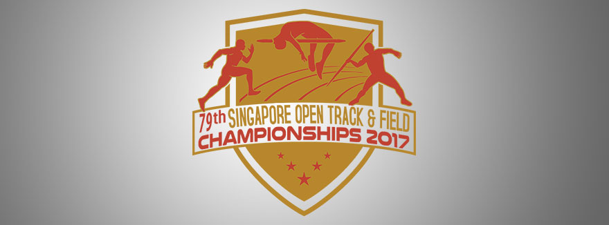 79th Singapore Open Track & Field Championships 2017