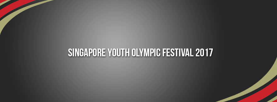 Singapore Youth Olympic Festival 2017