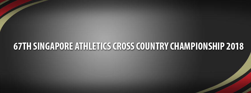 67th Singapore Athletics Cross Country Championship 2018