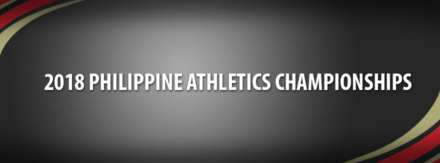 2018 Philippine Athletics Championships