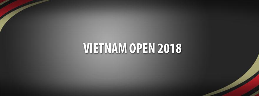 Vietnam Open 2018