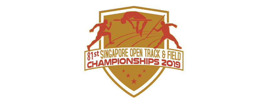 81st Singapore Open Track & Field Championships 2019