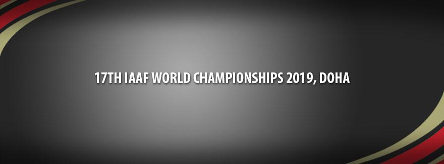 17th IAAF World Championships 2019, Doha