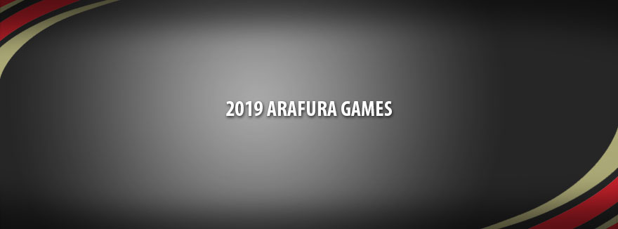 2019 Arafura Games