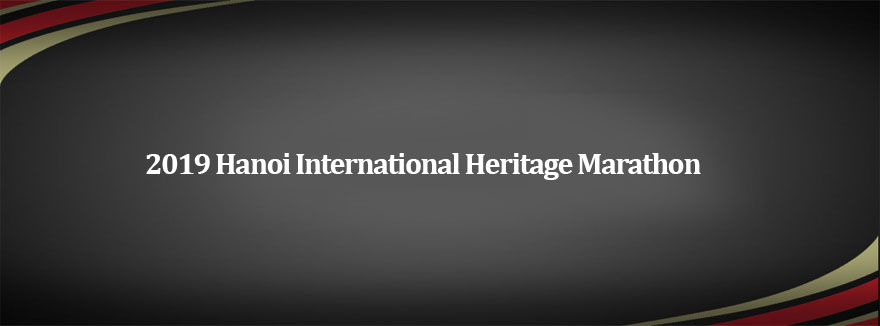 2019 Hanoi International Heritage Marathon