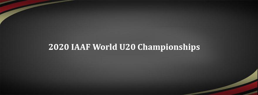 2020 IAAF World U20 Championships