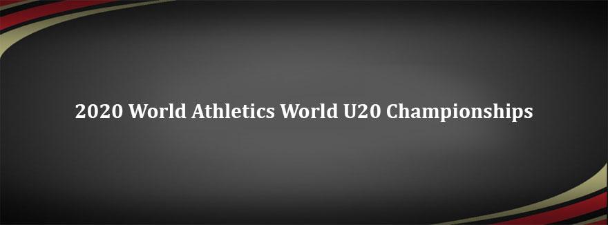 2020 World Athletics World U20 Championships