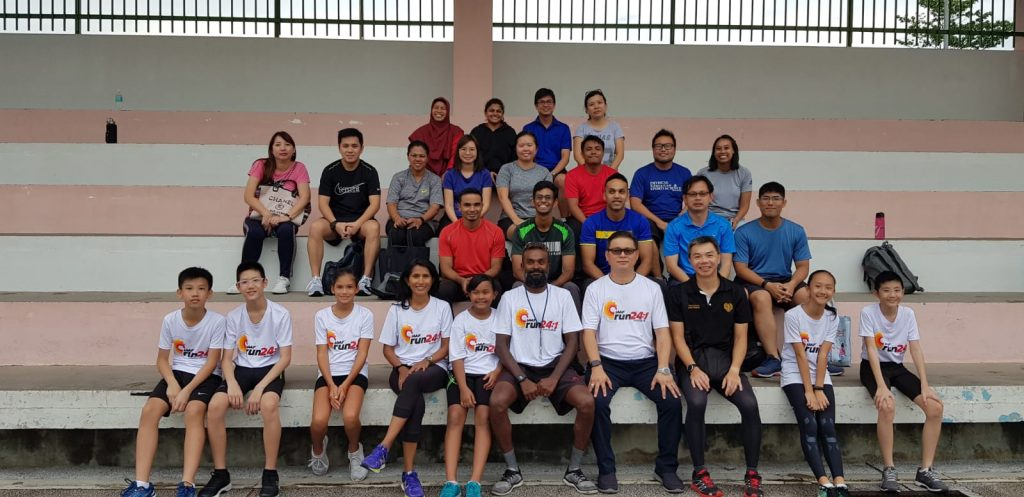 SA-MOE Kid's Athletics Teachers' Workshop @ PSOEB | Singapore Athletics