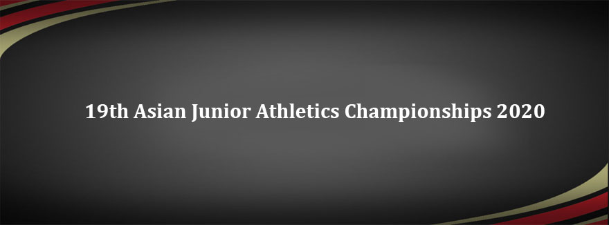 19th Asian Junior Athletics Championships 2020