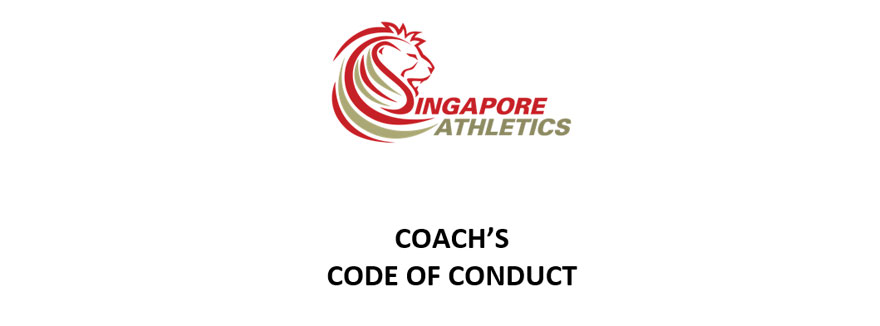 Coaches's Code of Conduct