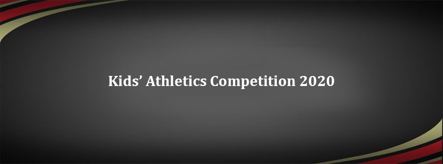 Kids' Athletics Competition 2020