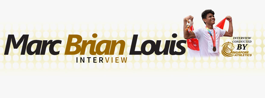 Marc Brian Louis