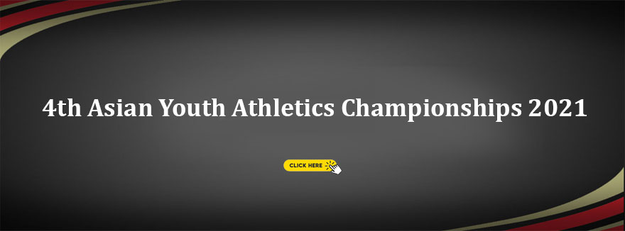 Postponed – 4th Asian Youth Athletics Championships 2021